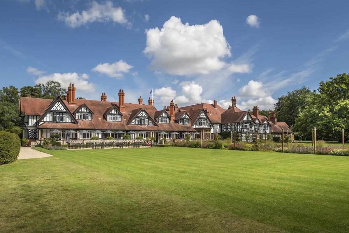 The Petwood Hotel - Venues - Woodhall Spa - Lincolnshire