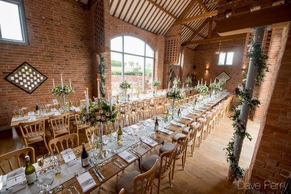 Swallows Nest Barn - Wedding Venue - Sherbourne - Warwickshire