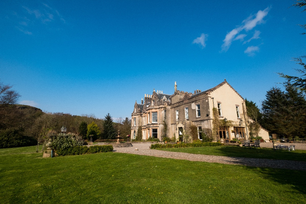 Balinakill Country House - Wedding Venue - Tarbert - Argyll and Bute