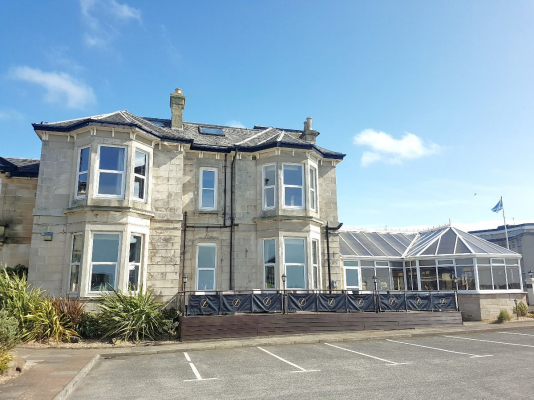 Fairfield House Hotel - Wedding Venue - Ayr - East Ayrshire