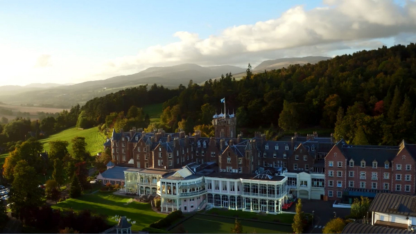 Crieff Hydro Hotel - Wedding Venue - Crieff - Perth and Kinross