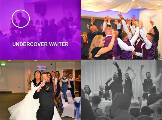 Surprise Wedding Singers - Entertainment - Huddersfield - West Yorkshire