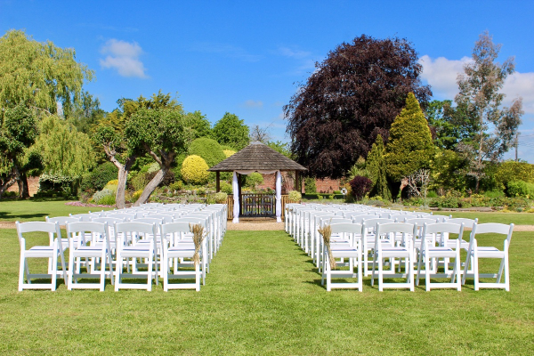 The Orangery Suite - Wedding Venue - Wimborne - Dorset