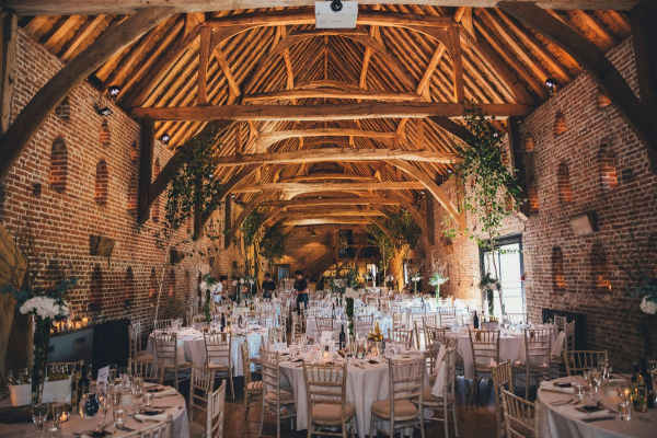 Hales Hall & The Great Barn - Wedding Venue - Loddon - Norfolk