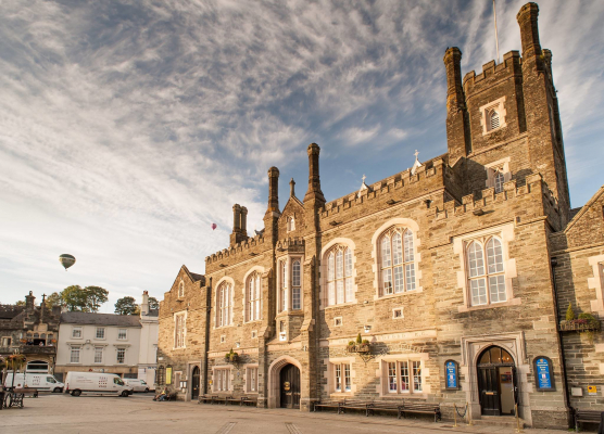 Tavistock Town Hall - Wedding Venue - Tavistock - Devon