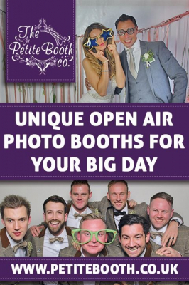 The Petite Booth Company - Photo booth - Birmingham - West Midlands