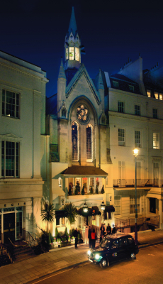 Mosimann's - Venues - London - Greater London