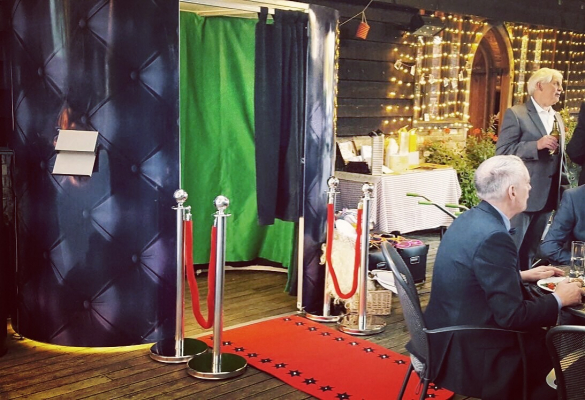 The Booth Boss - Photo booth - Addlestone - Surrey
