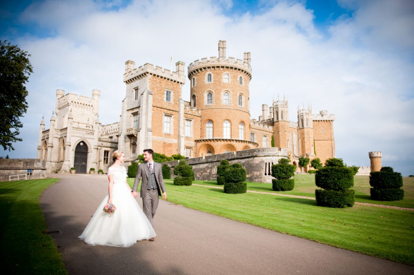 Belvoir Castle - Wedding Venue - Grantham - Lincolnshire