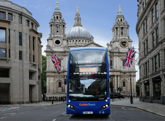 Golden Tours - Something Different! - London - Greater London