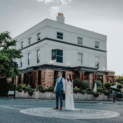 The Rosendale Public House & Garden - Wedding Venue - West Dulwich - Greater London