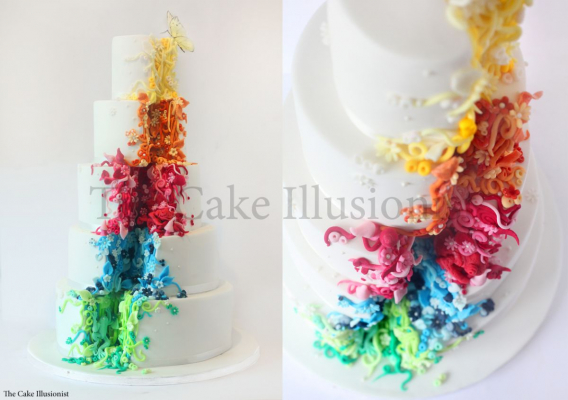 The Cake Illusionist - Cakes & Favours - Hemel Hempstead - Hertfordshire