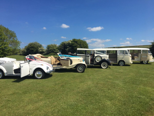 Brooklands Wedding Cars Sussex - Transport - Burgess Hill - West Sussex