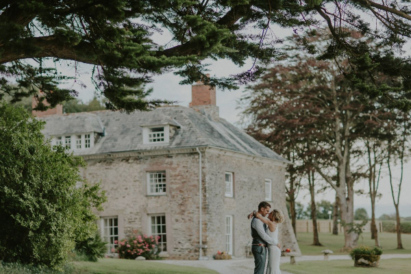 Tredudwell Manor - Wedding Venue - Fowey - Cornwall