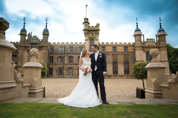 Knebworth House  - Wedding Venue - Knebworth - Hertfordshire