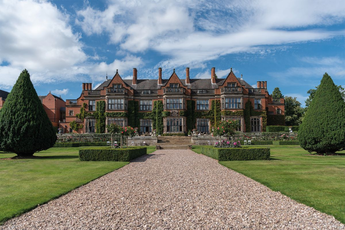 Hoar Cross Hall Spa Hotel - Venues - Burton-Upon-Trent - Staffordshire