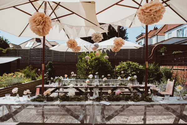 The Garden Bar - Wedding Venue - Hove - East Sussex