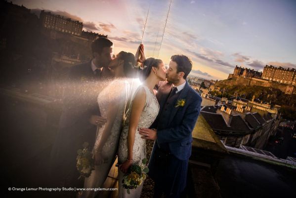 Doubletree By Hilton Edinburgh City Centre - Wedding Venue - Edinburgh - City of Edinburgh