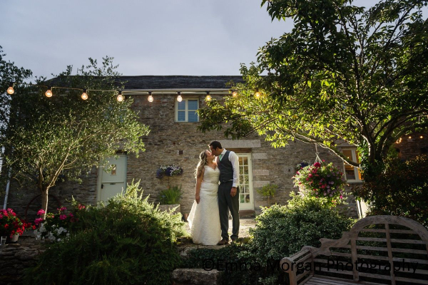 Trenderway Farm - Wedding Venue - Looe - Cornwall