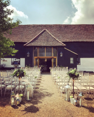 The Barn at Alswick - Wedding Venue - Buntingford - Hertfordshire