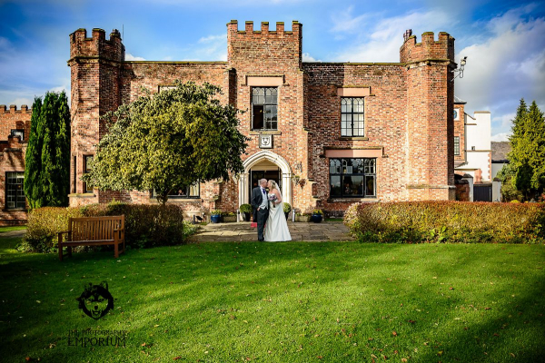 Crabwall Manor Hotel & Spa - Wedding Venue - Chester - Cheshire