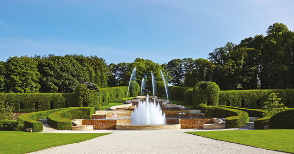 The Alnwick Garden - Wedding Venue - Alnwick - Northumberland