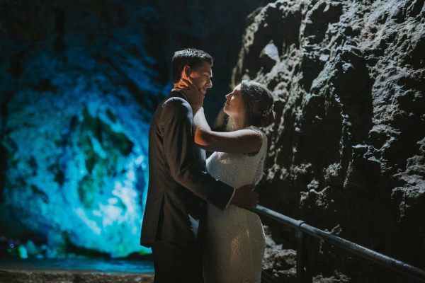 Wookey Hole Caves - Wedding Venue - Wells - Somerset