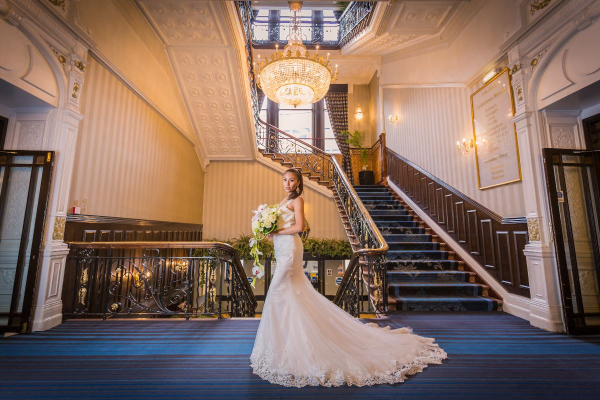 Royal Station Hotel - Wedding Venue - Newcastle Upon Tyne - Tyne And Wear