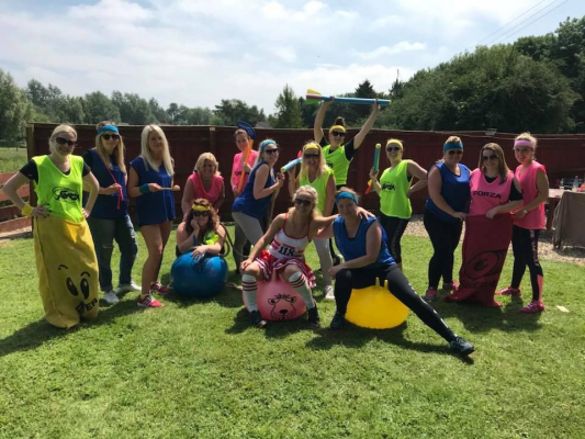 Excel Activity Group - Hen & Stag Do - Bracknell - Berkshire