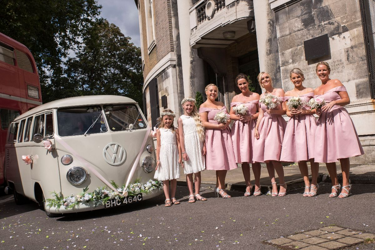The White Van Wedding Company - Transport - Welling - Kent