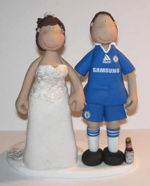 chelsea fc wedding cake topper wedding forum help want a chelsea fc cake page 1 of 12634