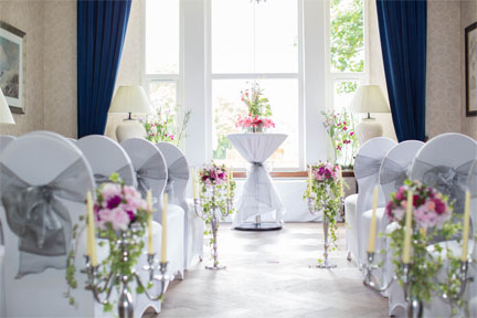Muckrach Country House Hotel - Wedding Venue - Grantown-on-Spey - Moray