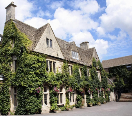 The Hatton Court Hotel - Venues - Upton St Leonards  - Gloucestershire