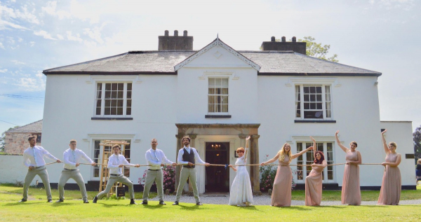 Pentre Mawr Country House - Wedding Venue - Llandyrnog - Denbighshire