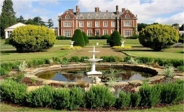 Lynford Hall Hotel - Wedding Venue - Thetford - Norfolk