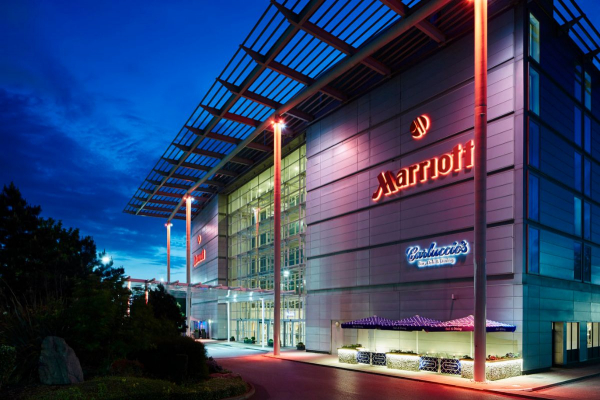 London Heathrow Marriott Hotel - Wedding Venue - HAYES - Greater London