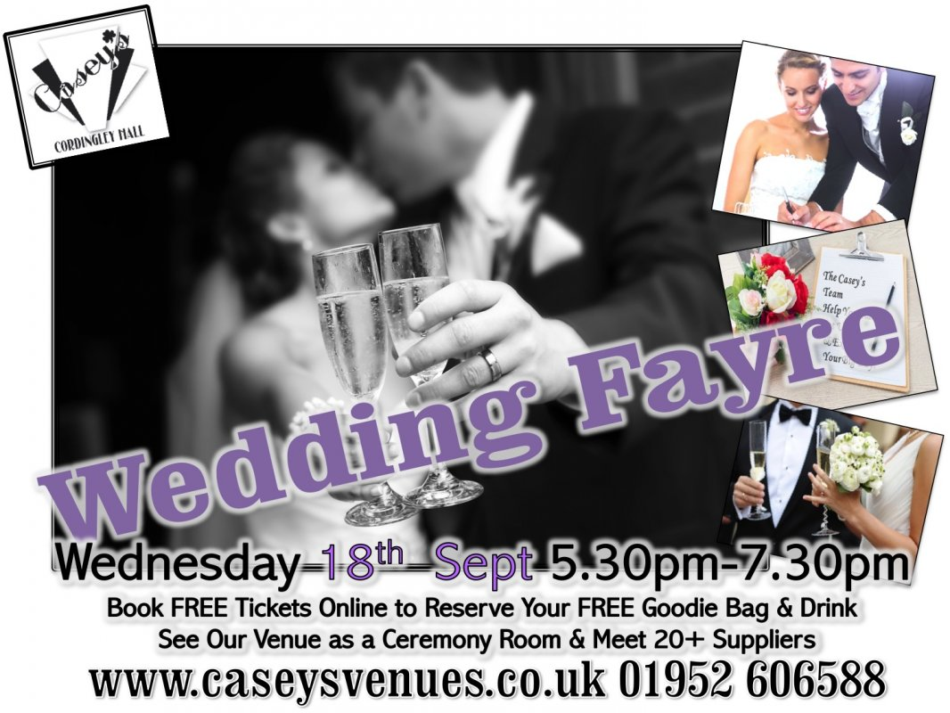 Thumbnail image for Evening Wedding Fayre