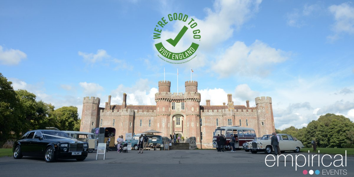 Thumbnail image for Herstmonceux Wedding Fair