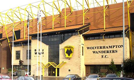 Thumbnail image for Molineux Stadium Wedding Fayre