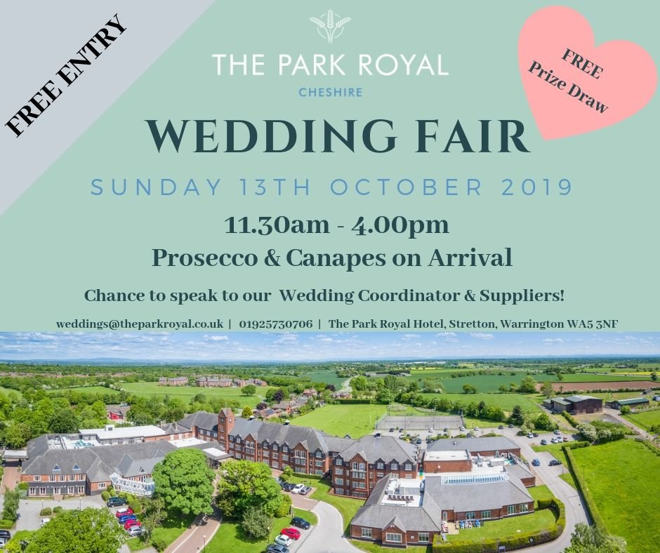 Thumbnail image for The Park Royal Wedding Fair