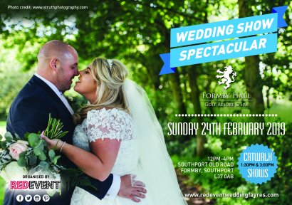 Thumbnail image for Wedding Show Spectacular Formby Hall Golf Resort Liverpool