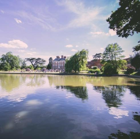 Thumbnail image for The Coach House at Forty Hall Wedding Show