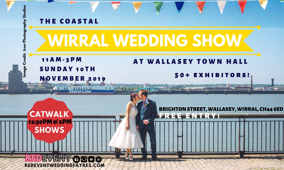 Thumbnail image for The Coastal Wirral Wedding Show, Merseyside