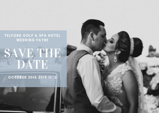 Thumbnail image for Telford Wedding Fayre