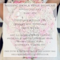Stevenage Holiday Inn - Wedding Show & Open Day