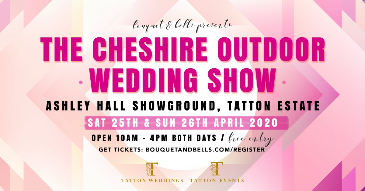 Thumbnail image for The Cheshire Outdoor Wedding Show at Ashley Hall Showground, Tatton Estate