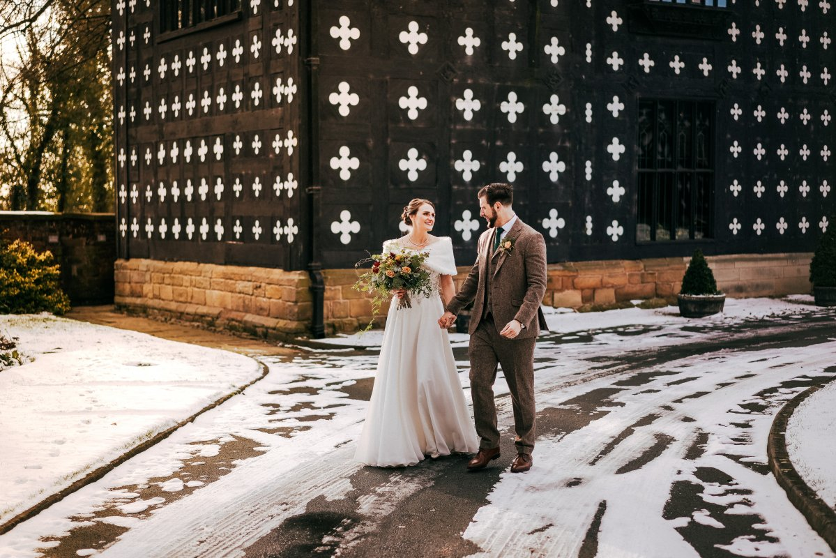 Thumbnail image for Winter Wonderland Wedding Open Evening