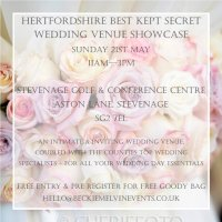 The Boutique Wedding Fayre - Stevenage