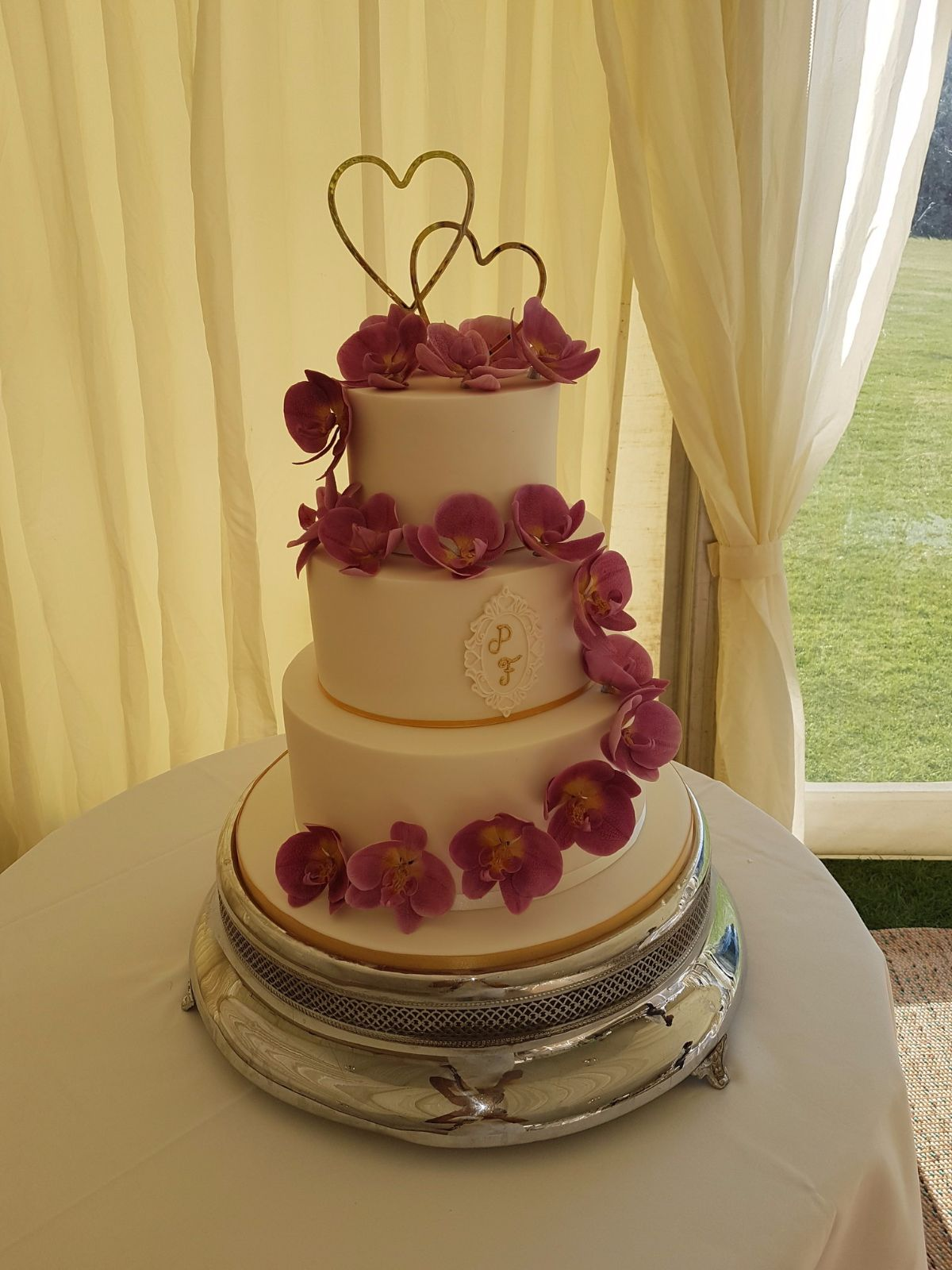 Centrepiece Cakes by Kerry-Image-12