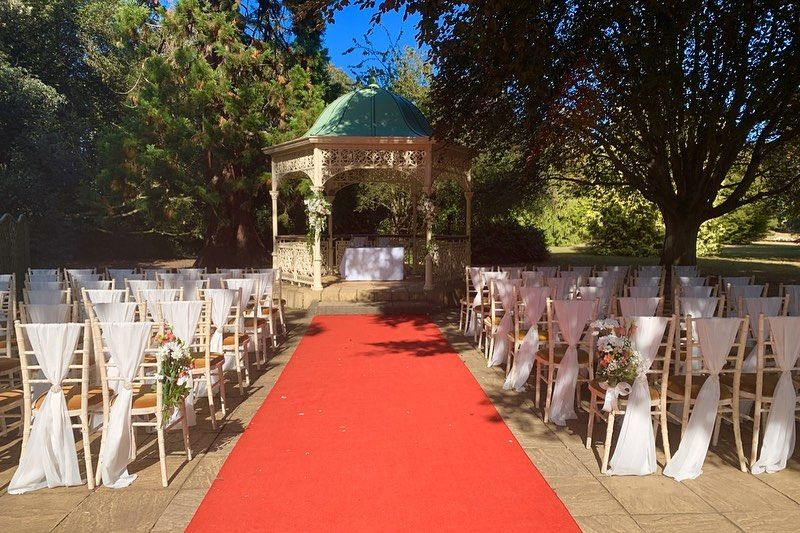 Weddings & Events at Quex Park-Image-27
